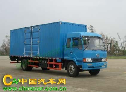 华凯牌CA5160XXYK28L6-2型厢式运输车图片