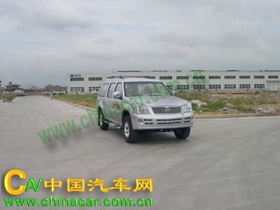 吉奥牌GA6490CTJL型教练车图片1