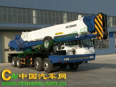 BQTADANO牌BTC5400JQZGT-550E型汽车起重机图片