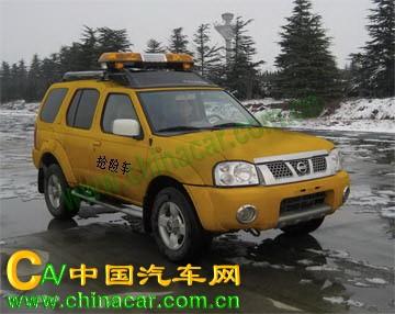 尼桑牌汽车图片|尼桑牌专用车图片系列|ZN5024TQXW1G4型尼桑牌抢高清图片