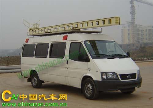 铜江牌TJX5040XJE型气象监测车图片