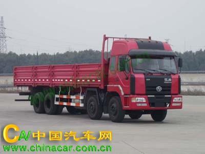 红岩 国二排放 前四后八 280马力 柴油 15-20吨 货车