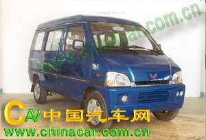 五菱 国二排放 微型 47马力 汽油 5吨以下厢式货车 LZW1021C -LZW高清图片