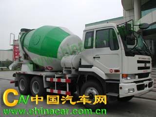 常林牌CHL5251GJB型混凝土搅拌运输车图片