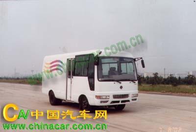 邦乐牌HNQ5040XXY型厢式运输车图片
