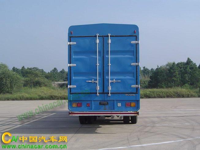 春兰牌汽车图片 春兰牌专用车图片系列 ncl5200csy型春兰牌仓栅式运输