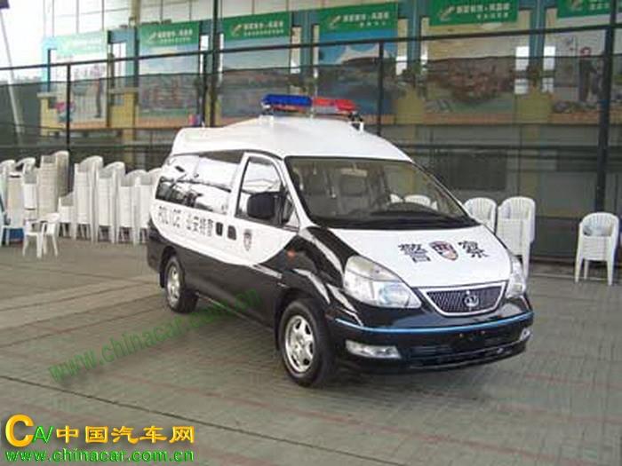 宝龙牌TBL5029XQC型囚车图片1