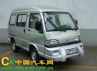 五菱牌lzw6360fv型客车图片