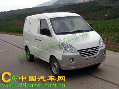 1013X汉江牌轻型厢式货车图片高清图片