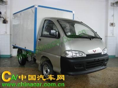 lzw5023xxyl五菱厢式运输车图片