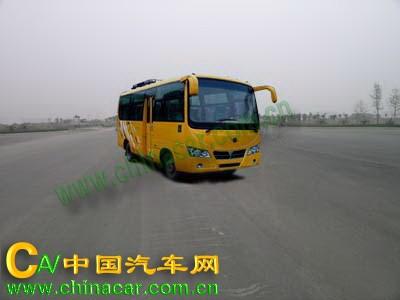 达宇牌DYQ6630A1型客车图片3