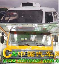 ND3250W282B型北方奔驰牌自卸车图片3