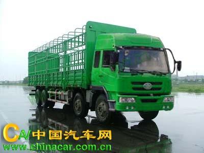 华凯牌CA5240CLXYKPK2L1T4型仓栅式运输车图片