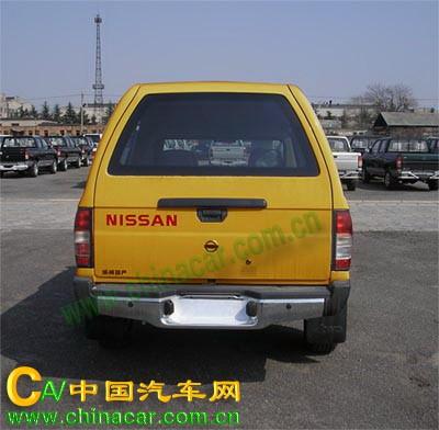 尼桑牌汽车图片|尼桑牌专用车图片系列|ZN5022TQXE2G3型尼桑牌抢高清图片
