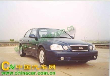 起亚牌轿车由东风悦达起亚汽车有限公司生产制造,该公司生产的起亚高清图片