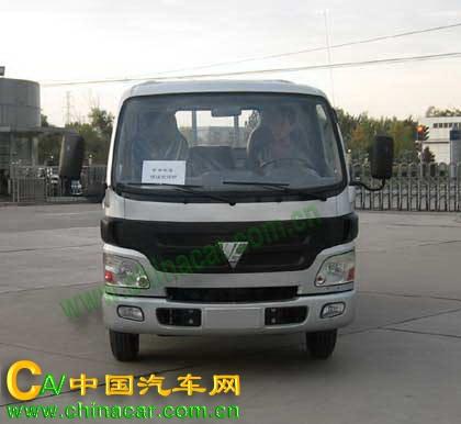 奥铃牌BJ5039V4DD3-C1型厢式运输车图片4