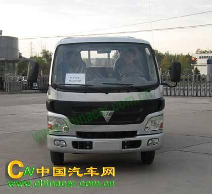 奥铃牌BJ5039V4DD3-A型厢式运输车图片3