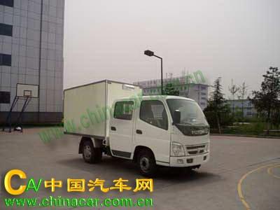 奥铃牌BJ5039Z3DD3-A1型冷藏车图片