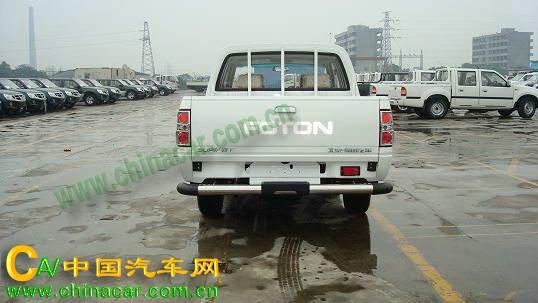 奥铃牌BJ5027E2MB5型教练车图片2
