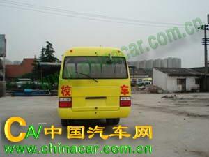 华西牌CDL6701XCDC型小学生校车图片2