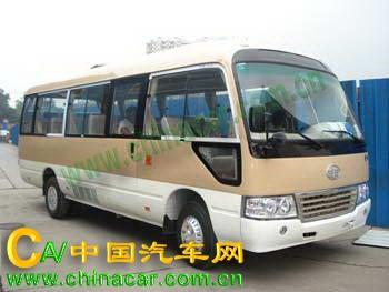 华西牌CDL6701XCDC型小学生校车图片3