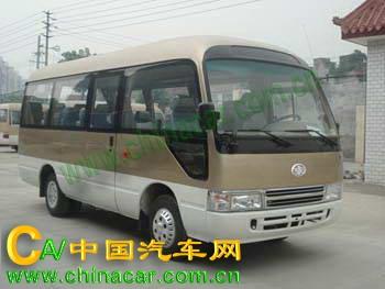 华西牌CDL6606XCDT型小学生校车图片3