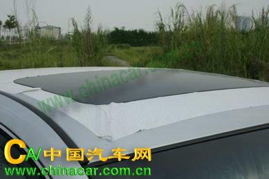 DFL7200VCC型轩逸牌轿车图片3