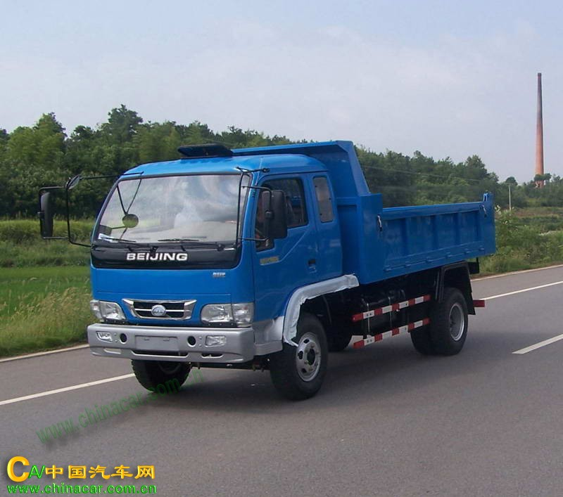 北京货车限吗_北京牌bj5815pd12型自卸低速货车图片