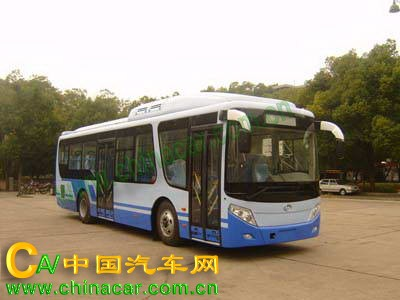 hsz6100cng衡山牌城市客车图片|中国汽车网