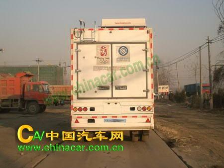ZJV9131XTXSD型中集牌通讯半挂车图片2