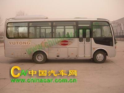 宇通牌zk6752dfa9型客车图片