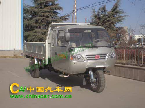 7ypjz-1450pda4五征牌自卸三轮汽车图片 中国汽车网
