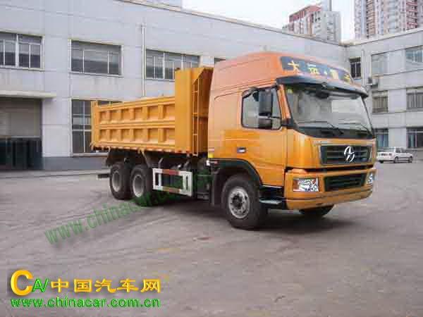 大运牌dyx3251pa53wpd3g型自卸汽车图片