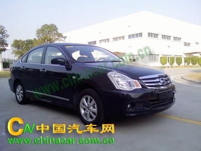 DFL7200VCC型轩逸牌轿车图片1