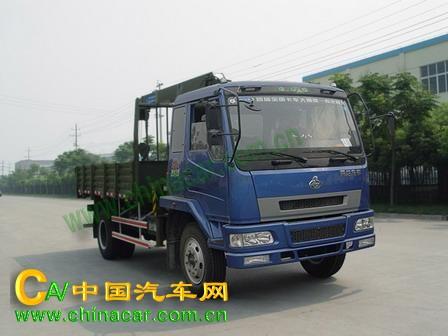 常奇牌ZQS5160JSQ型随车起重运输车图片