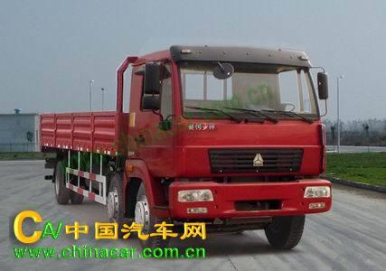 黄河汽车_ZZ1254G60C5C1H黄河牌载货汽车图片|中国汽车网 汽车图片站