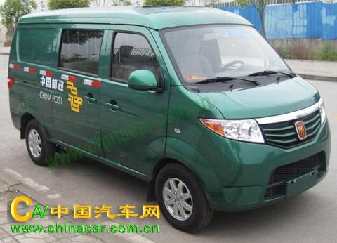 长安邮政车 SC5028XYZG高清图片
