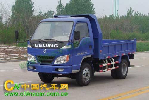 BJ4010D9型北京牌自卸低速货车基本资料-BJ4010D9北京牌自卸低高清图片