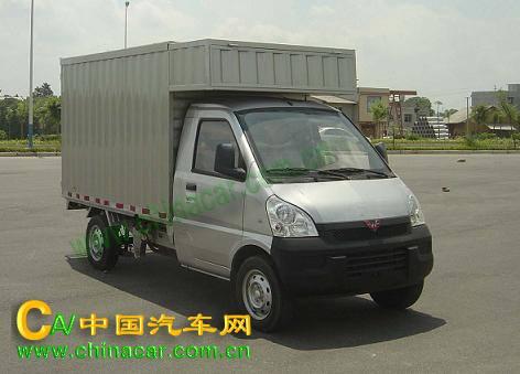 五菱牌lqg5029xxybfa型厢式运输车图片图片
