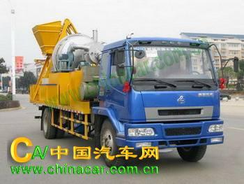 韶华牌GXZ5160TYH型沥青路面养护车图片