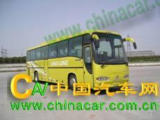 金龙牌XMQ6122Y型旅游客车图片1