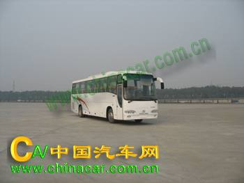 金龙牌XMQ6122Y型旅游客车图片2