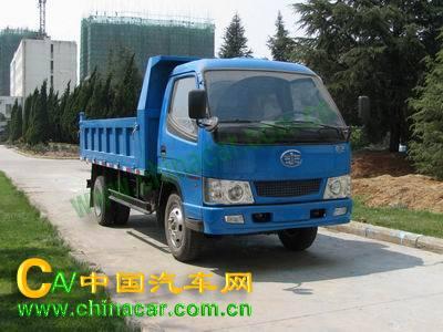 自卸汽车 底盘型号: ca3040k11l2e3-1 生产厂家: 一汽红塔云南汽车
