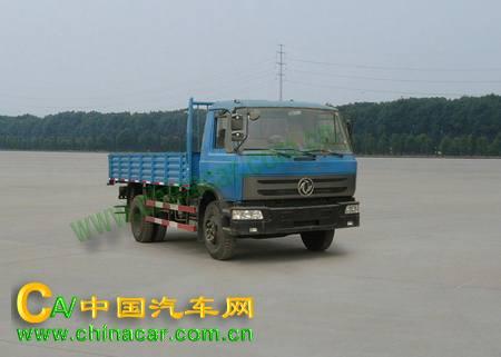 东风国三单桥160马力柴油10-15吨货车eq1168tl