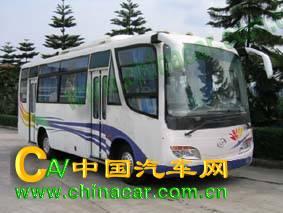 川江牌CJQ6750KCS型城市客车图片2