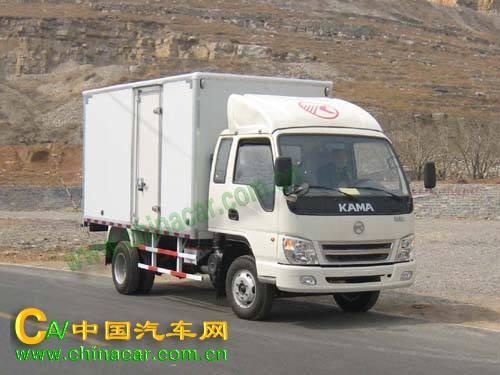 KMC5046XXYP3凯马牌厢式运输车图片