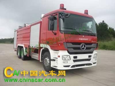 永强奥林宝牌RY5282GXFSG120G型水罐消防车图片1