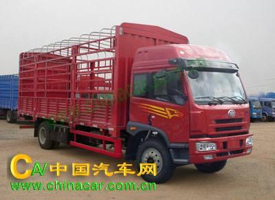 解放牌CA5167XXYP1K2L2EA80-1型仓栅式运输车图片