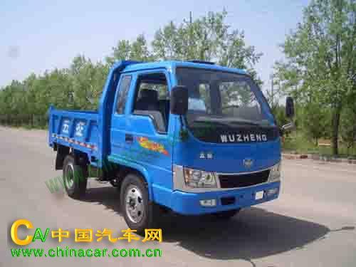 WL1710PD15型五征牌自卸低速货车基本资料-WL1710PD15五征牌高清图片