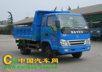 大运牌cgc3040hbb32d型自卸汽车图片